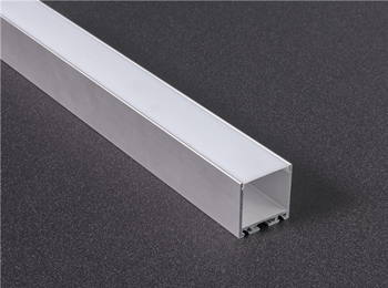 U-3535 35x35mm Suspending LED Linear Lights Profile
