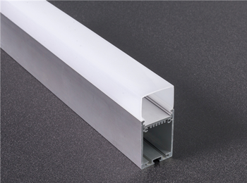 U-3575 35x75mm Suspending LED Aluminum Channel