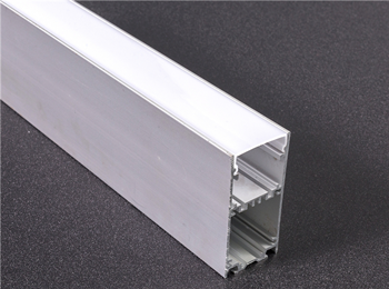 U-3875 38x75mm LED Aluminum Profile