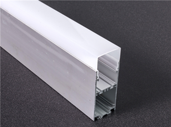 U-3895 38x95mm LED Aluminum Profile Linear Lights