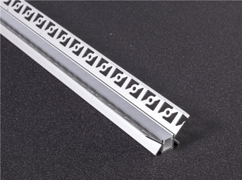 U-4525 45x25mm LED Aluminum Profile for Plaster Board