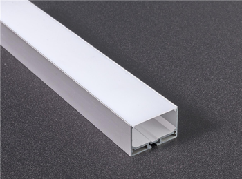 U-5032-2 50x32mm Linkable LED Aluminum Channel