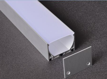 U-5036 50x36mm Suspending LED Linear Light Aluminum Channel