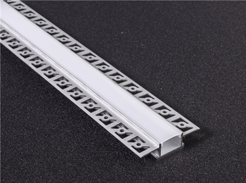 U-6114 61x14mm LED Aluminum Profile