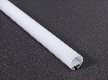 U-D30 30mm Round LED Aluminum Profile