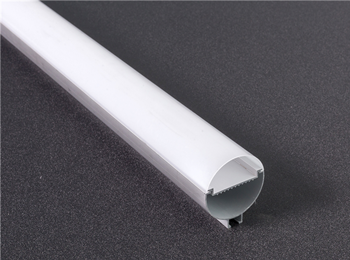 U-D50 50mm Diameter Round LED Aluminum Profile