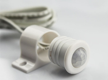 Surface Mounted PIR Sensor Switch for LED Cabint Lights